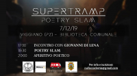 Supertramp Poetry Slam